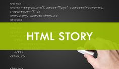 STORY OF HTML