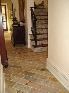 Best Tile Flooring tile on stairs can be a beautiful, durable alternative. however