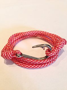 Elli & Moretti Rome Survival club bracelet: Cool Parachute 550 pounds breaking strength cord handmade Gold plated Anchor bracelet. You're a pro. Let it show. Grab your bracelet now. www.ellimoretti.com