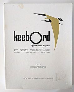 "Vintage Onion Skin Typewriter Papers Keebord 8 1/2""X11"" Approx 80 Sheets"