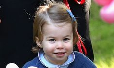 Princess Charlotte: The best pCharictures from the young royal's first engagement