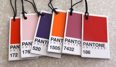 Pantone Predictions Are Down To Earth This Fall 2015