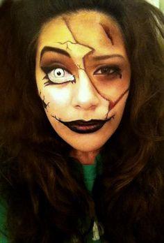 halloween makeup #halloweenmakeup
