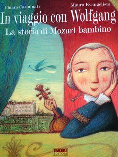 Piccoli Viaggi Musicali: Una bella favola su Mozart  e Mozart per bambini d...