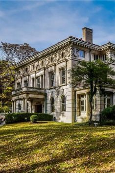 1895 Mansion For Sale In Saint Louis Missouri