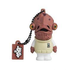 Pendrive 8GB Tribe Star Wars Admiral Ackbar