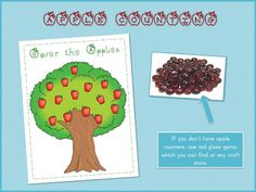 Mrs. Ricca's Kindergarten: Math Stations {FREEBIES}