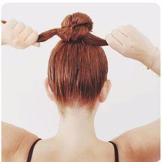 Toma nota de estos 13 peinados para lucir en el gimnasio