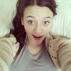 It's scary how much Felicite and Eleanor look alike! Both so beautiful <3