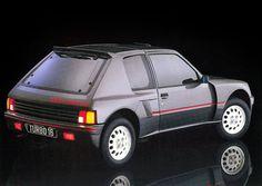 Peugeot 205 Turbo16