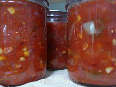 MoniO: Recept na Salsu - Corn Salsa recipe