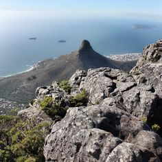 Table Mountain | Tafelberg | Kapstadt | Cape Town | Mountain | Felsen | Must see Cape Town | clouds | Travelblogger | traveling | South Africa | Südafrika | Lions Head | Felsen | Meer | robben Island | Natur | nature