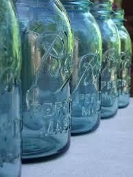 UNFILLED Vintage ©Ball Mason Jar - Quart