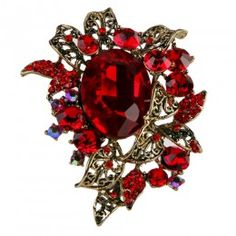 Larissa Ruby Galore Ring - $45 #women #fashion #jewelry