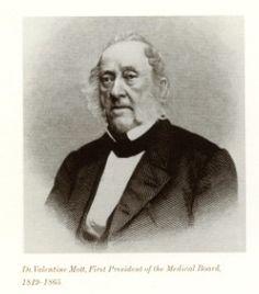 Greenwich Village History   Dr. Valentine Mott