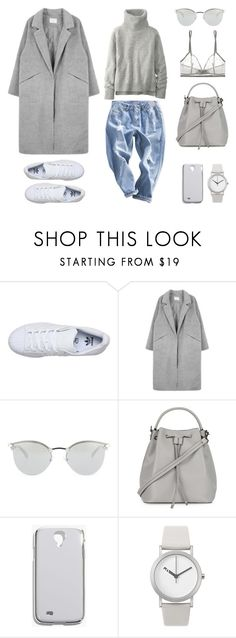"""""""Untitled #555"""" by fashionlandscape ❤ liked on Polyvore featuring adidas, Fendi, Topshop, Madewell, Normal Timepieces, Eres, women's clothing, women, female and woman"""
