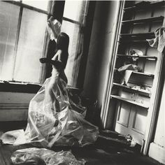 My House (Providence, Rhode Island) by Francesca Woodman