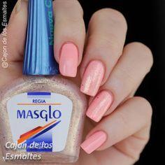 Nuevos esmaltes de uñas Masglo - Parte 2