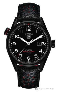Introducing the TAG Heuer Carrera Drive Timer Calibre 5   The Home of TAG Heuer Collectors