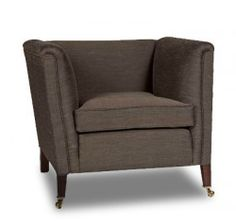 Mortimer Chair David Seyfried Armchairs - Classic and Contemporary Bespoke Furniture made in UK