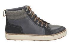 Diese warm gefütterten Herrenstiefel im Sneaker Design sind die idealen Freizeitbegleiter. Bestellen Sie die Lorsen Top Stiefel in Premium-Leder für 120,00 Euro: http://www.clarks.de/p/26109831