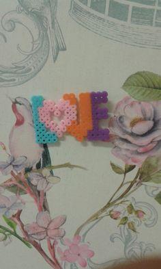 #Love #Hama #Beads