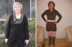 Melissa Mertogul | Pleasanton Meeting | Shaklee Associate --  Melissa was able to fit into clothes she hadn't been able to wear in 20 years thanks to Cinch.*