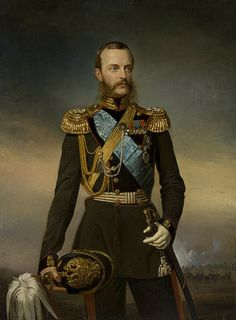 Grand Duke Michael Nikolaevich of Russia October 1832 – 18 December was the fourth son and seventh child of Tsar Nicholas I of Russia and Charlotte of Prussia. He was the first owner of the New Michael Palace on the Palace Quay in Saint Petersburg. Grand Prince, Grand Duc, House Of Romanov, Renaissance Portraits, Adele, Royal Art, Tsar Nicholas Ii, Russian Painting, Film Inspiration