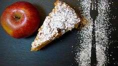 Szarlotka: A Brief History and Recipe for Polish Apple Pie Apple Cake, Confectionery, I Love Food, Biscotti, Deserts, Sweets, Dishes, Baking, Fruit