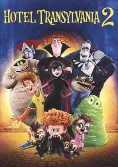 """Hotel owner Dracula (voice of Adam Sandler) is concerned that his half-human grandson Dennis isn't embracing his vampire heritage. He and his fellow ghouls put Dennis through a """"monster-in-training"""" b"""