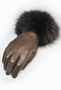 We provide the highest quality fox fur shopping experience! Browse through our selection of fox fur here! Fur Clothing, Mitten Gloves, Fox Fur, Leather, Shopping, Clothes, Collection, Outfits, Clothing