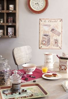 1000 images about comptoir de famille on pinterest for Miroir comptoir de famille