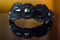 not so wedding, but also great an precise soutache bracelet
