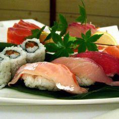 Sushi and Sashimi - Sushi K - Zmenu, The Most Comprehensive Menu With Photos