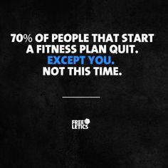 Not you. #freeletics #fitnessplan #motivation http://frltcs.com/freeletics-motivation
