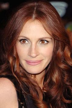 Julia Roberts is listed (or ranked) 47 on the list The Most Attractive Redheads Ever