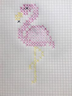 Kanaviçe işlemeyi seviyorsanız ve flamingo desenli kanaviçe, etamin şablonl. Cross Stitch Bookmarks, Cross Stitch Art, Cross Stitch Borders, Cross Stitch Alphabet, Cross Stitch Animals, Cross Stitch Designs, Cross Stitching, Cross Stitch Embroidery, Embroidery Patterns