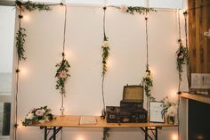 Eclectic French Bay Yacht Club Wedding decor