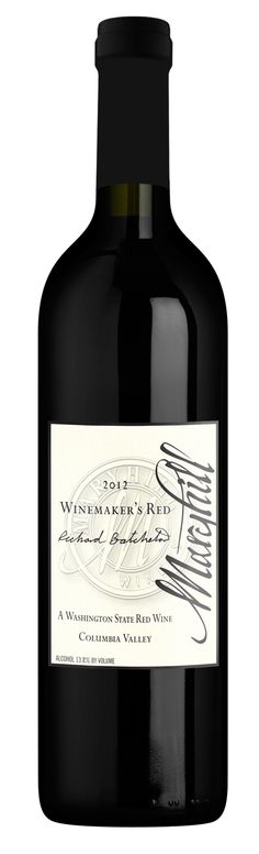 Washington Red Wines - Maryhill Winery - Cabernet - Merlot - Pinot