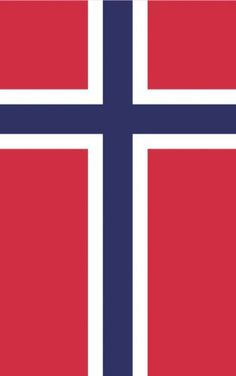 Norway flag bag tag. Wear it loud and proud as you travel the globe with our personalised bag and luggage tags designed and printed in Melbourne shipped to the world.