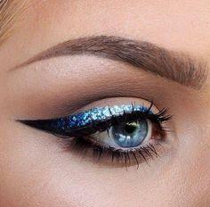 Trendy Makeup Tutorial Eyeliner Wings Make Up Ideas Makeup Goals, Love Makeup, Makeup Inspo, Makeup Art, Makeup Inspiration, Makeup Tips, Beauty Makeup, Hair Makeup, Makeup Eyeshadow