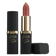 Inspired by Jennifer Lopez: Nude lipstick to flatter medium-olive skin tones. Bare your au naturel side with Colour Riche in Jennifer's Nude.