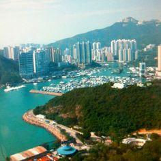 Aberdeen Harbour, Hong Kong