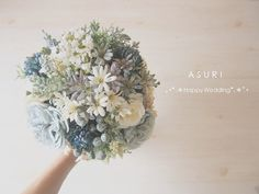 """31 Likes, 1 Comments - ASURI*アスリ (@asuri_wedding) on Instagram: """"#ブーケ #ナチュラルブーケ #ウェディングブーケ #ブライダルブーケ #ブライダル #ウェディング #ウェディングフラワー #ブライダルフラワー #クラッチブーケ #wedding…"""""""