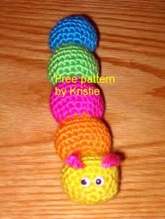 http://www.crochetville.org/forum/showpost.php?p=328584&postcount=1 This is an easy pattern for learning the basics of making stuffed toys.