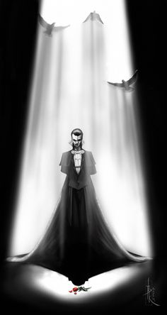 The Phantom of the Opera by ~Caelkriss on deviantART
