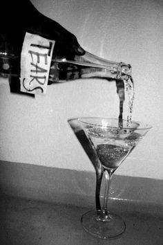 Drink the tears away