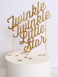 Twinkle twinkle little star Custom baby shower or by papertreats, $24.00