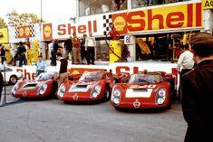 1968-Alfa Romeo Tipo 33/2 Daytona