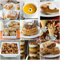 50 Pumpkin Recipes for Fall (oh my.....:D)